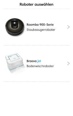 Roomba oder Braava jet?
