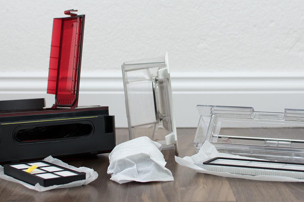 Vorfilter aus einer einzelnen Lage Papier