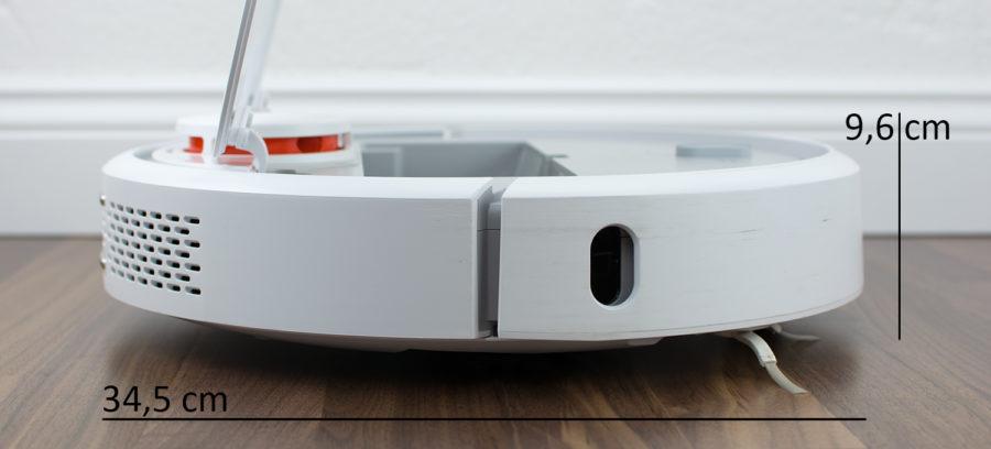 Technische Daten des Xiaomi Robot