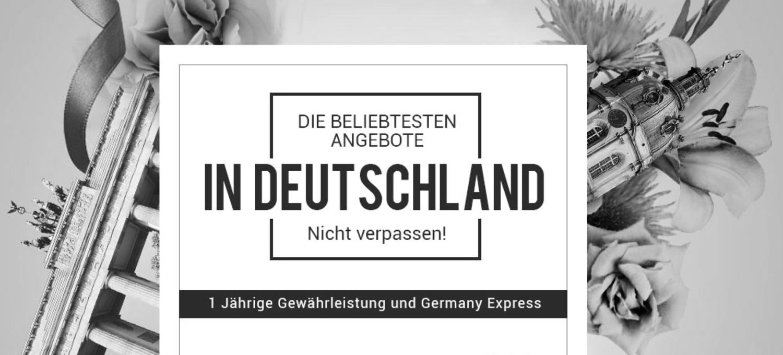 Gearbest veröffentlicht deutsche Shopseite