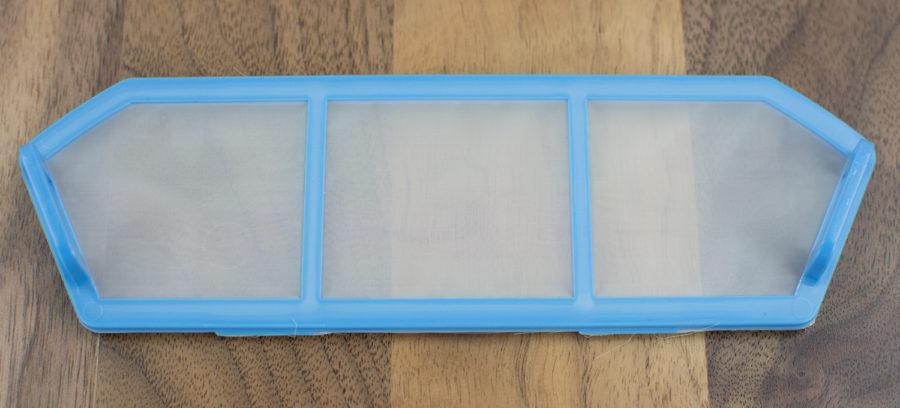 Abwaschbarer Grobschmutzfilter