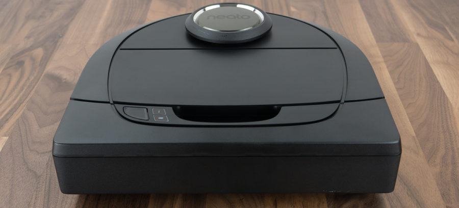 Ein-Knopf-Bedienung des Roboters