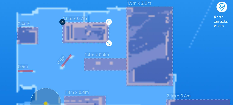 Virtual Wall für Roborock Sweep One